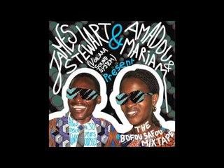 James Stewart ( Voilaaa Sound System) & Amadou & Mariam present : the 'Bofou Safou' mixtape