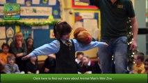 Animal Man's Mini Zoo Educational Visits _ Kids Parties Glasgow _ Childrens Parties
