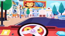 Fun Baby Panda Game - Kids Play Fire Rescue with DR Panda Firefighters _ Fun Baby Games