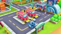 Little Panda Policeman - Kids Play As Baby Panda Detective Learn Safety For Kids - Fun Babybus Games