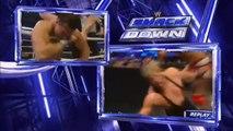 Mark Henry & Big Show & Jack Swagger vs Randy Orton & Sheamus & Alberto Del Rio WWE Smackdown May 17th 2013