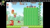 Defi Norage Super mario Advance go speed run ! (02/06/2017 16:34)