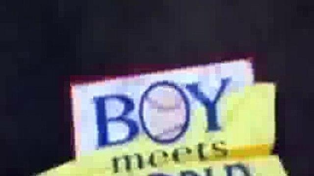 Boy Meets World S05 E11 A Very Topanga Christmas