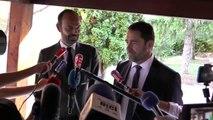 Alpes-de-Haute-Provence : le Premier Ministre à Manosque pour apporter son soutien à Christophe Castaner