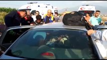 Osmaniye Otomobil Ile Yolcu Minibüsü Çarpıştı: 1 Ölü, 8 Yaralı