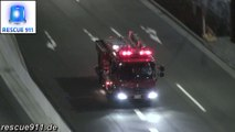 [Japan] Ambulance + Pumper Tokyo Fire Department Shinjuku Totsuka Branch Fire Station