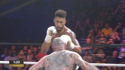 Boxe - Palais des sports - Yoka victorieux