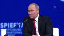"""Rusya Devlet Başkanı Putin: """"Abd Başkanı Trump'ın Paris Iklim Anlaşması'ndan Çekilme Kararı..."""