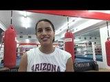 Liz Wants To See Floyd Mayweather vs Marquez 2 trainer funez wans marquez rios - EsNews