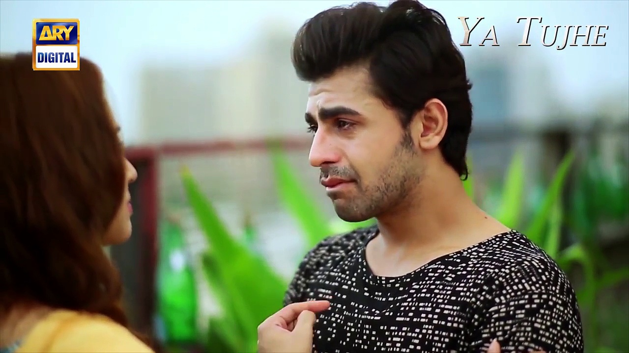 Teri Chah Main OST – Title Song By Farhan Saeed – With Lyrics