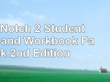 read  Top Notch 2 Student Book and Workbook Pack 2nd Edition 798bbfed