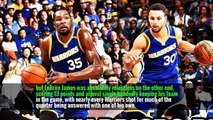Stephen Curry and Kevin Durant led the Warriors with 10 points each (Durant also has 5 assists),
