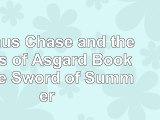 read  Magnus Chase and the Gods of Asgard Book 1 The Sword of Summer a3ee3c17