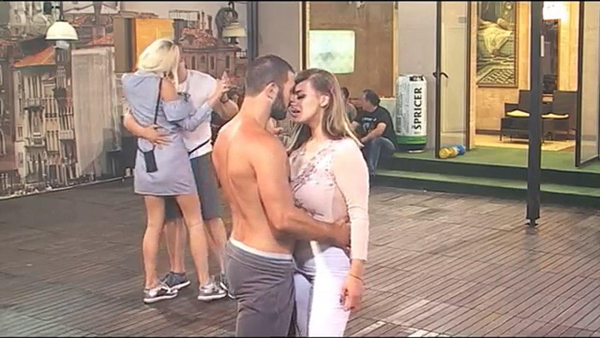 Ples Nikola L i Zerina, Mladen i Branka, Sandra i David (Tv Happy 30.05.2017)