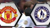 All Goals & highlights - Manchester United 2008 XI 2-2 Michael Carrick All-Stars - 04.06.2017 ᴴᴰ