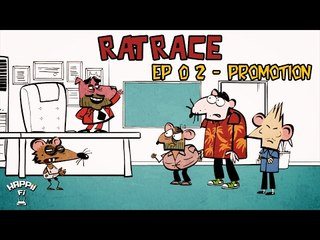 RAT RACE I Episode #2 Promotion I HAPPII-FI
