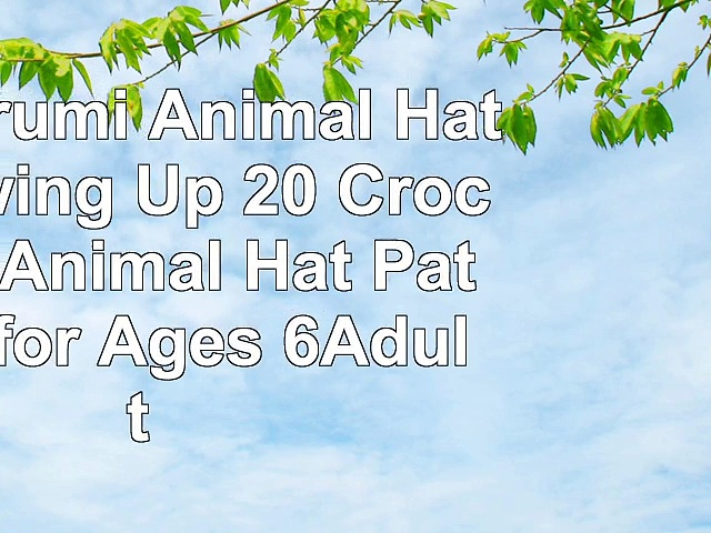 Download  Amigurumi Animal Hats Growing Up 20 Crocheted Animal Hat Patterns for Ages 6Adult 4a30131e
