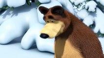 Masha y el Oso - Rastreadora de Animales Desconocidos (¿Es este el lobo)-yPpGazxruqw