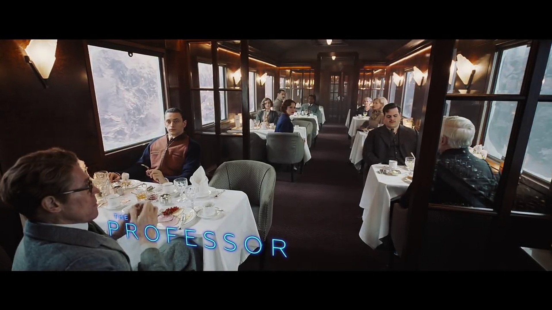 Murder on the Orient Express Official Trailer 20th Century FOX