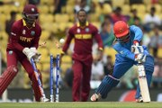 West Indies vs Afganistan 1st T20 2017 Afganistan Batting Highlights