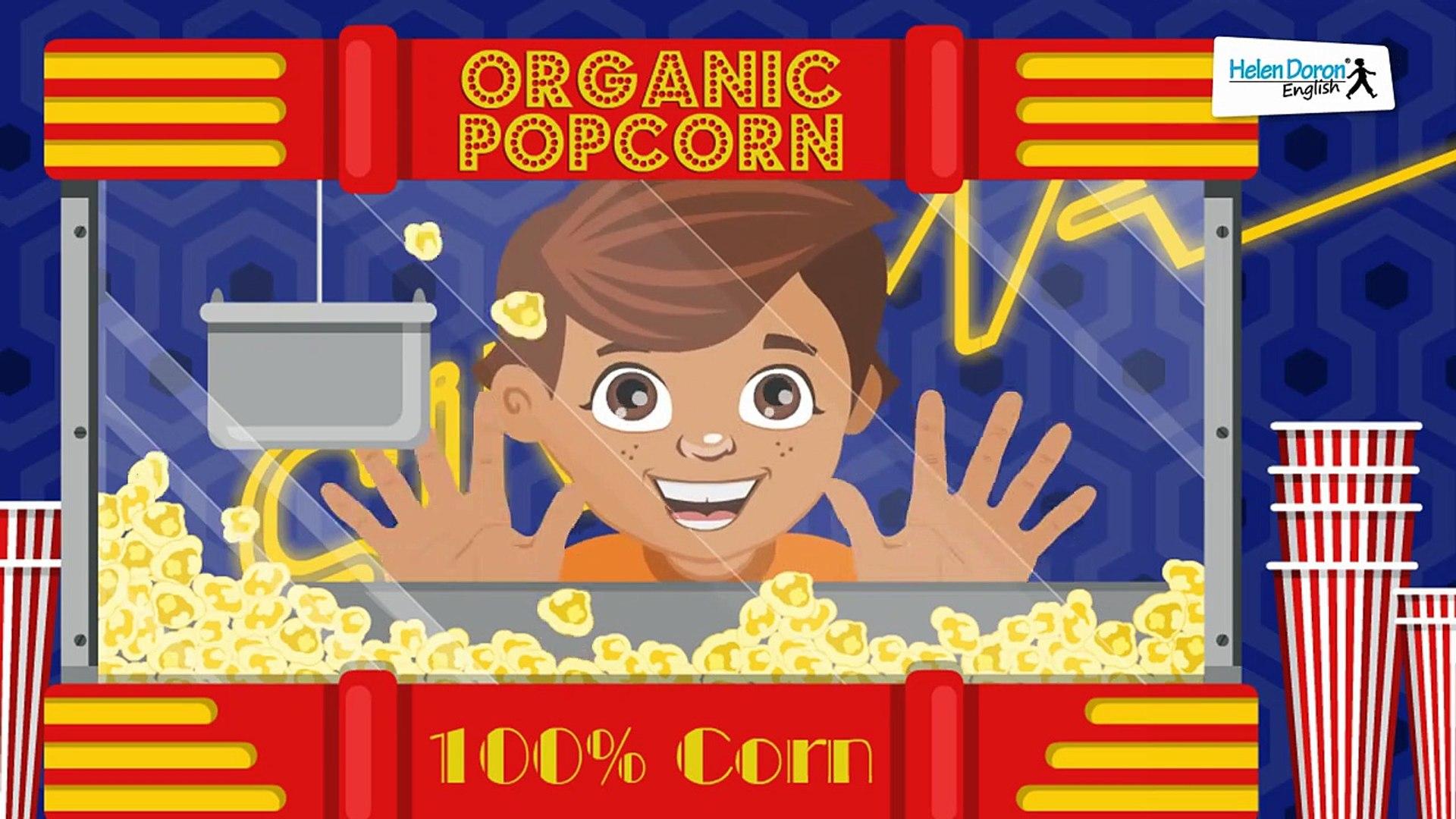 Kids Sck Corn _ Learn English Songs _ Songs for Kids _