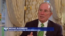 "Accord de Paris: Michael Bloomberg ""surpris"" de la décision de Donald Trump"