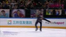 Denis Ten GPS in France 2016 Figure skating