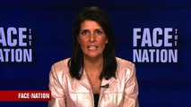 Nikki Haley discusses Trump's stance on climate change