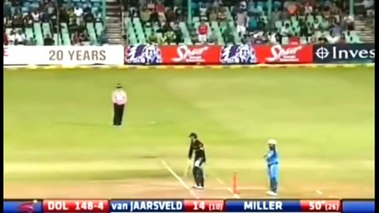 DAVID MLLER 666466 _ MILLER 34 RUN IN OVER _ South Africa vs Sri lanka 5th odi f