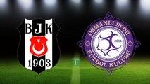 Besiktaş 4 - 0 Osmanlispor Spor Toto Süper Ligi 34. Hafta Maç Özeti 03.06.2017 Şampiyon Beşiktas