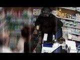 Roma - Rapina una farmacia sulla Cassia armato di fucile da sub (03.06.17)