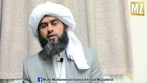 Akhiyan de neer judai wich Naat - Mufti Saeed Ahmad UK