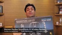 Harman Kardon SoundSticks III Wireless Desktop Speaker Review