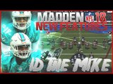 Madden 18 New Feature: ID The Mike - No More Nanos??!