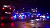 """EN DIRECT- Londres : Plusieurs piétons renversés par un véhicule sur le """"London bridge"""" - Important déploiement policier"""