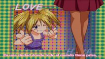 Love ♥ Hina Again Ending 1 - Be for you, Be for me Naru Version - sub spanish