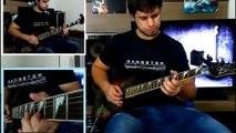 Heaven Bryan Adams Juninho Guitarrista