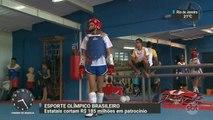 Atletas consagrados e promessas olímpicas sofrem com fim de patrocínios