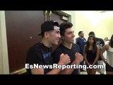 leo santa cruz on fighting abner mares - EsNews Boxing