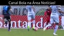 181.Gols de Grêmio 3x2 Deportes Iquique - Gols & Melhores Momentos - LIBERTADORES 2017