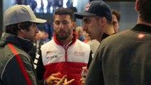 24 Heures du Mans - Les coulisses du briefing pilotes en préparation de la Journée Test