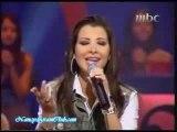 Nancy Ajram Akhasmak Ah Dandanah-2005 MBC