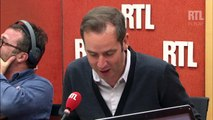 Tanguy Pastureau : Macron, nouvelle icône de l'humour noir