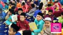 Raja Muda Selangor serah sumbangan Aidilfitri