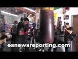 Abner Mares vs Leo Santa Cruz On For Aug 29 Who You Got? esnews boxing