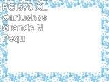 JARBO 5 Color Compatible Canon PGI570 XL CLI571 XL Cartuchos de tinta 2 Grande Negro1