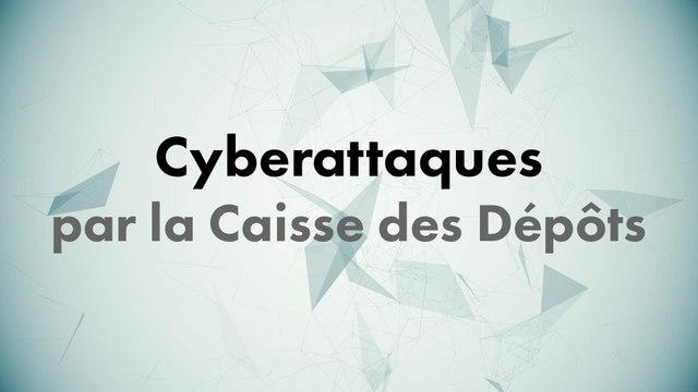CONF@42 - Groupe Caisse des dépôts - Cyberattaques