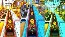 Kids cartoons Subway Surfers Copenhagen and Learn Colors animated series iGame Kids Cartoons,Cartoons animated anime game 2017