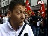 Bruno Spire (AIDES) contre les: franchises médicales