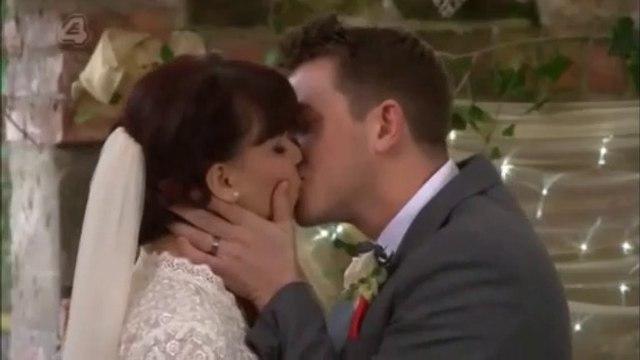 Hollyoaks // Nancy and Darren first wedding // 15th February 2012